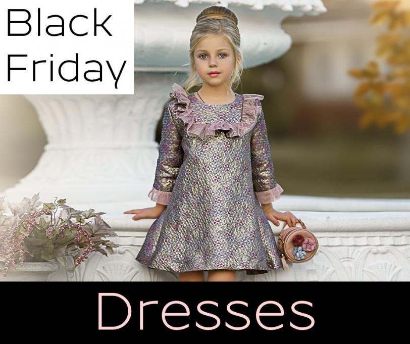 Black Friday Girls Dresses