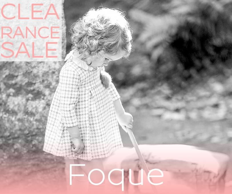 Foque is a spanish kids fashion brand in which tradition and modernity come together.