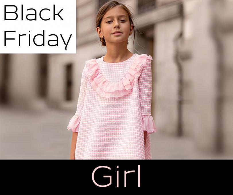 Black Friday Girls kidsfashion