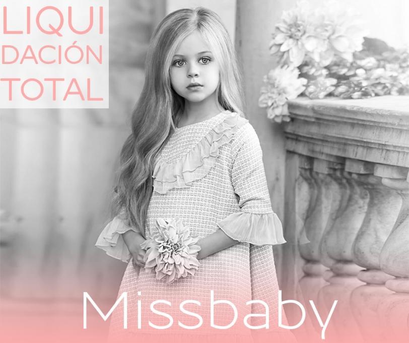 Ropa Infantil para niñas online de Missbaby