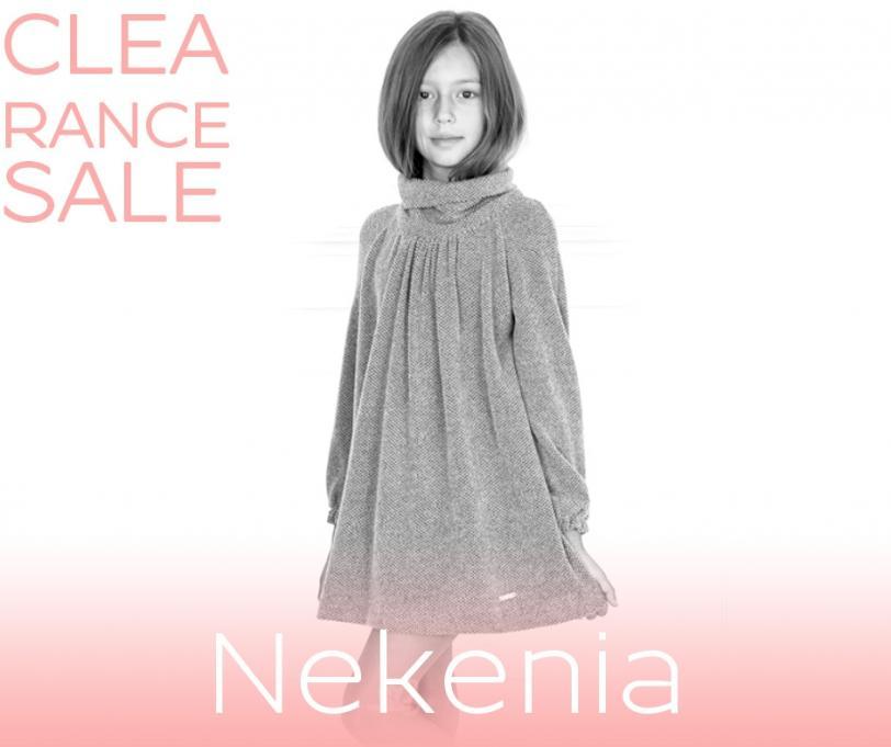 Shop the latest Nekenia designs at Missbaby.
