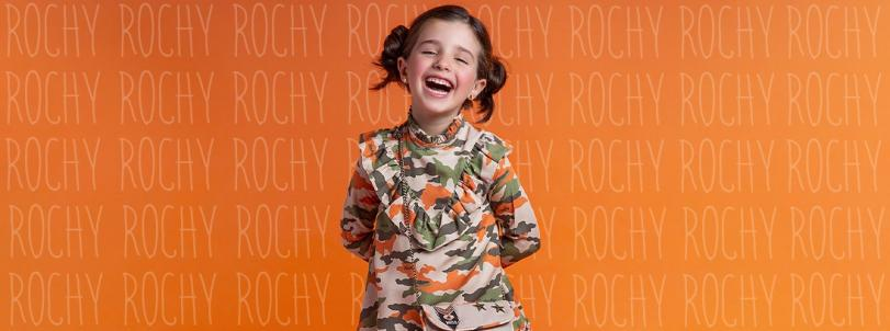 Rochy Ropa Infantil Nueva Colección