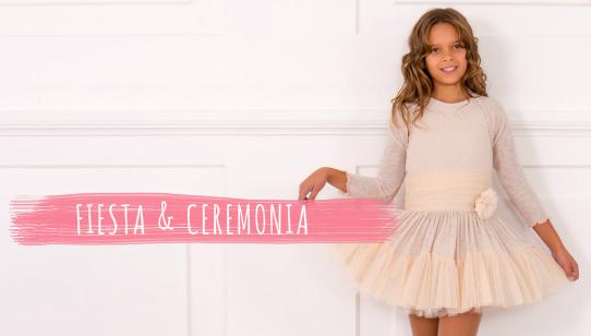 Vestidos especiales para niñas de las mejores marcas españolas