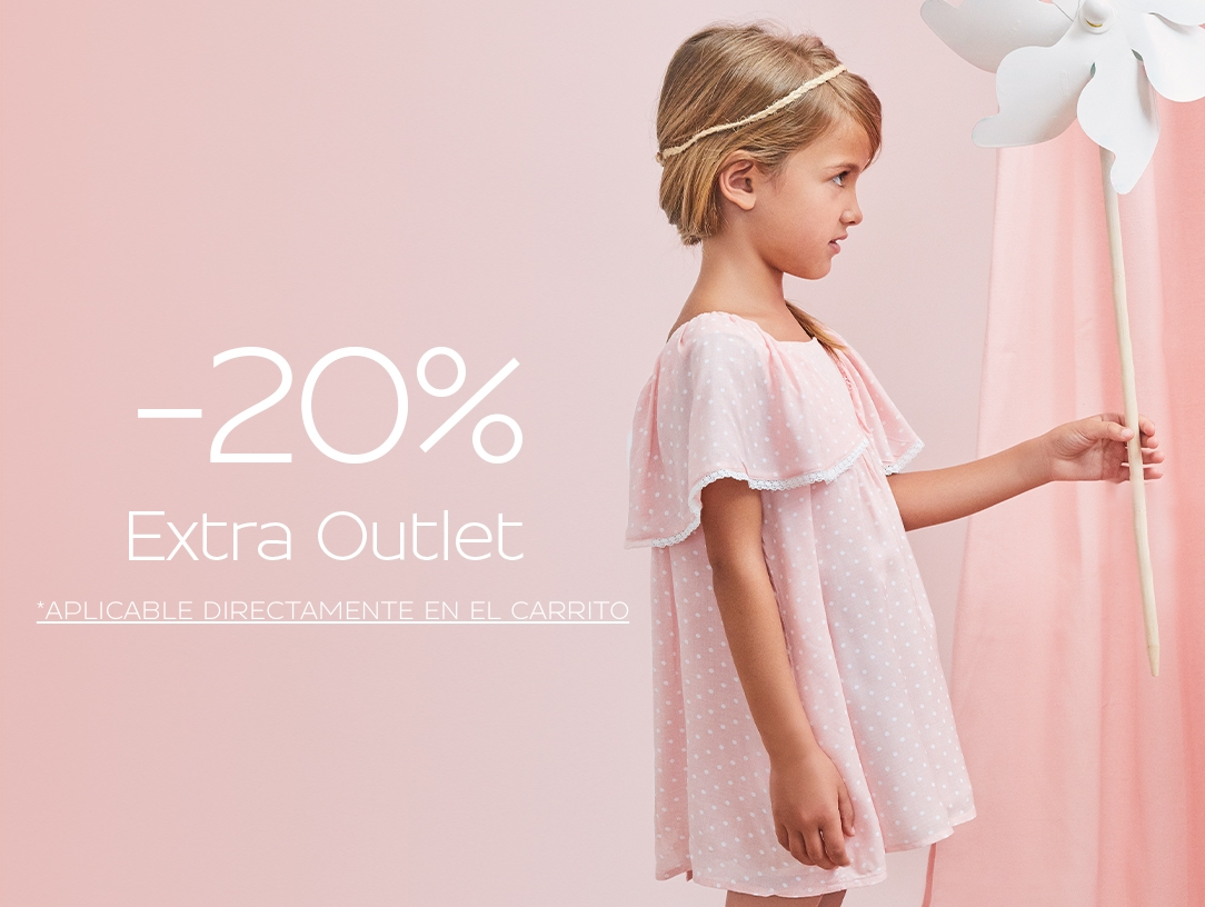 -20% Extra en OUTLET