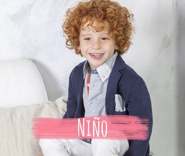 Colección Primavera Verano 2017 Niño