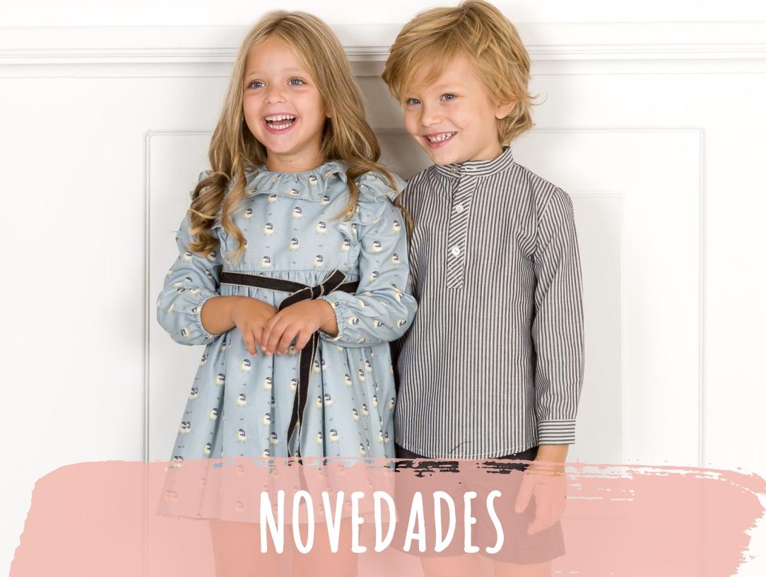 Nueva colección ropa niños