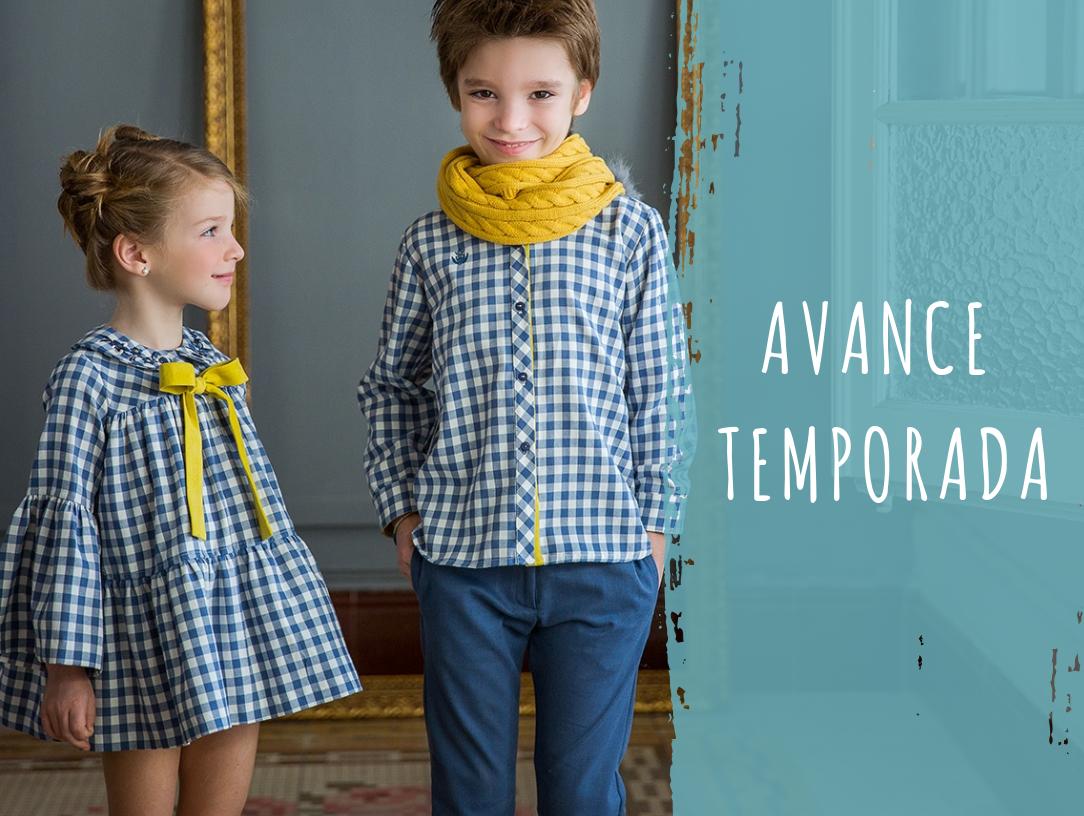 Novedades en ropa para niños
