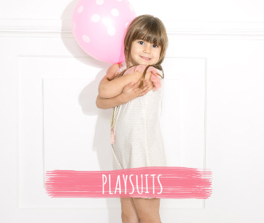 Shop Designers Playsuits & Jumpsuits for girls