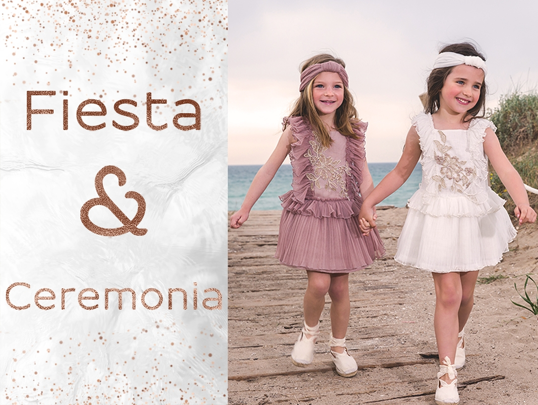 Vestidos, Conjuntos y complementos fiesta y ceremonia