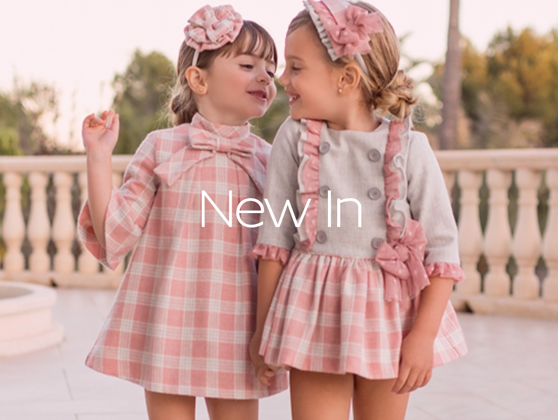 6f2efccacb6 Latest Spanish Designer Kids Fashion | Missbaby