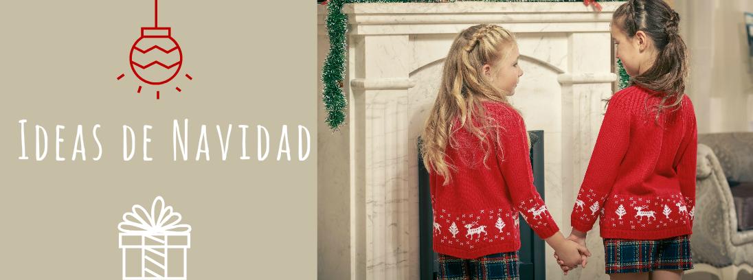Ideas para vestir preciosos a los peques estas Navidades ¡Descubrelas!